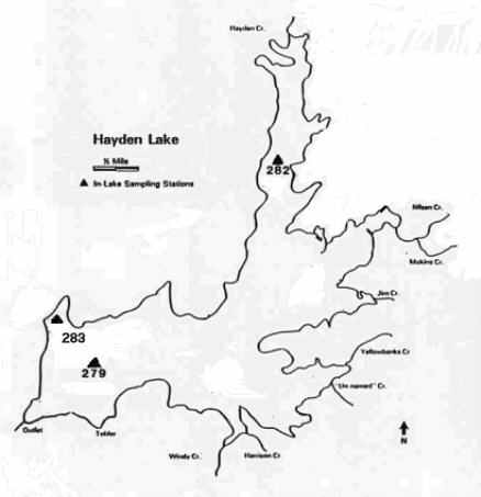 Water Quality Report 2006 Hayden Lake Watershed Association